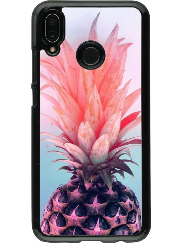 Coque Huawei P20 Lite - Purple Pink Pineapple
