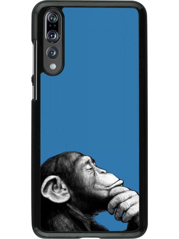 Coque Huawei P20 Pro - Monkey Pop Art