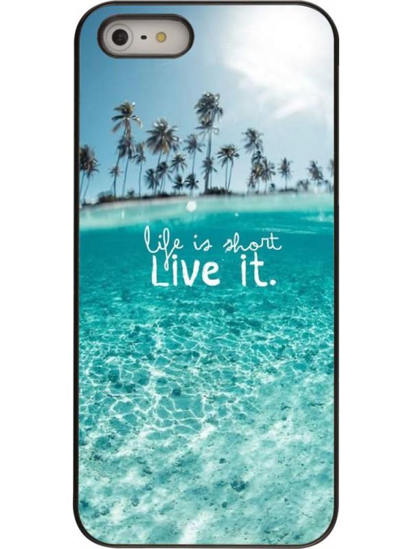 Coque iPhone 5/5s/SE - Summer 18 24