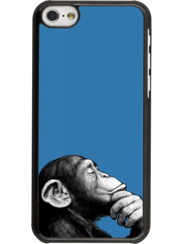 Coque iPhone 5c - Monkey Pop Art