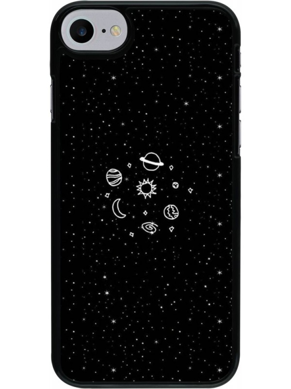 coque iphone 7 space