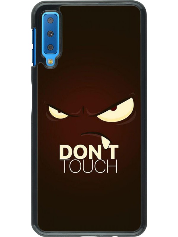 Coque Samsung Galaxy A7 - Angry Dont Touch