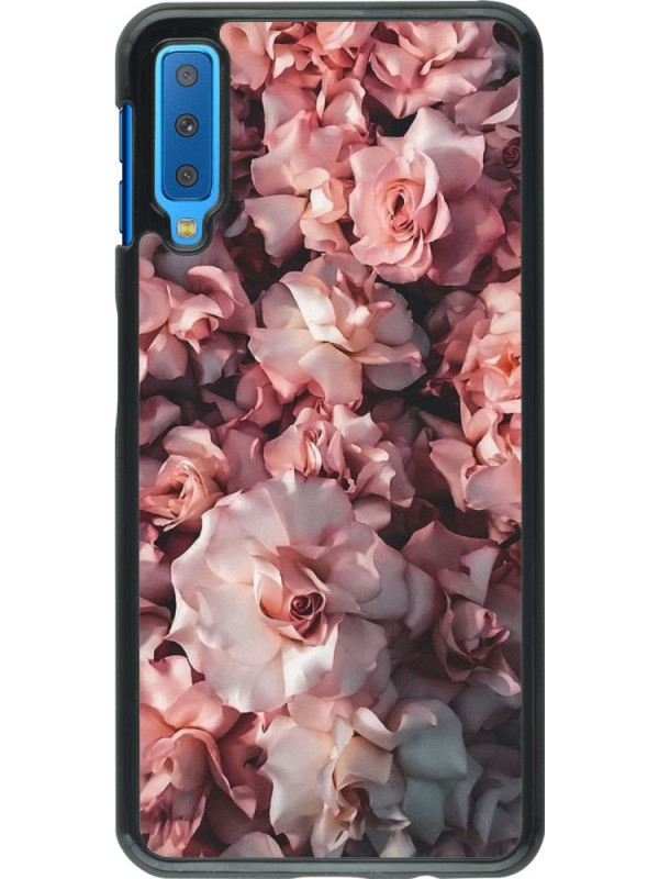Coque Samsung Galaxy A7 - Beautiful Roses