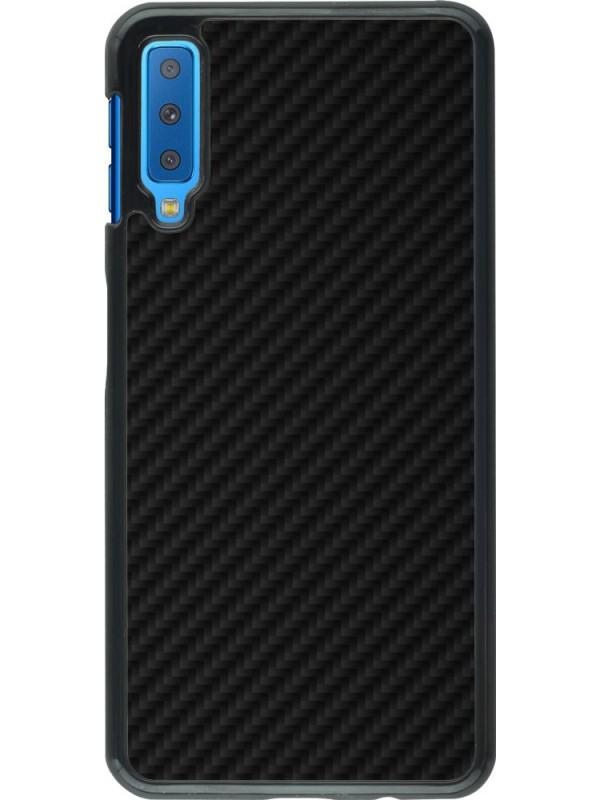Coque Samsung Galaxy A7 - Carbon Basic