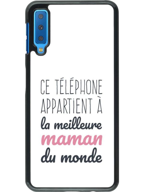 Coque Samsung Galaxy A7 - Mom 20 04