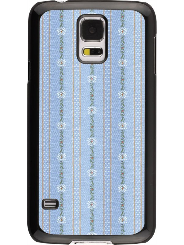 Coque Samsung Galaxy S5 - Edelweiss