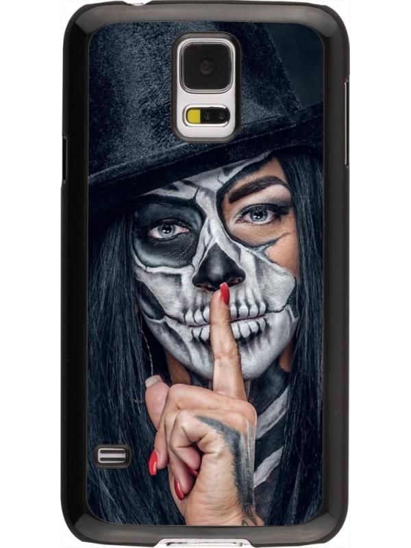 Coque Samsung Galaxy S5 - Halloween 18 19