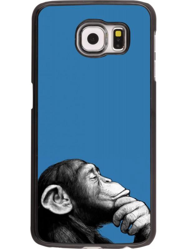 Coque Samsung Galaxy S6 - Monkey Pop Art