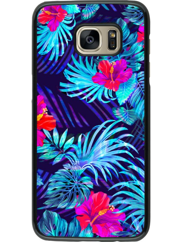 Coque Samsung Galaxy S7 edge - Blue Forest