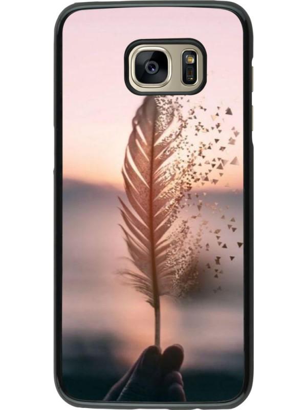 Coque Samsung Galaxy S7 edge - Hello September 11 19