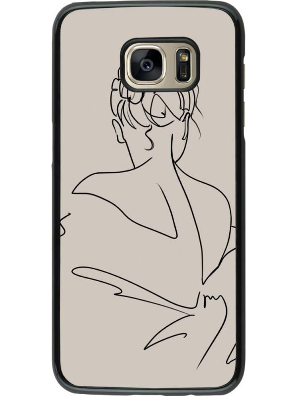 Coque Samsung Galaxy S7 edge - Salnikova 05