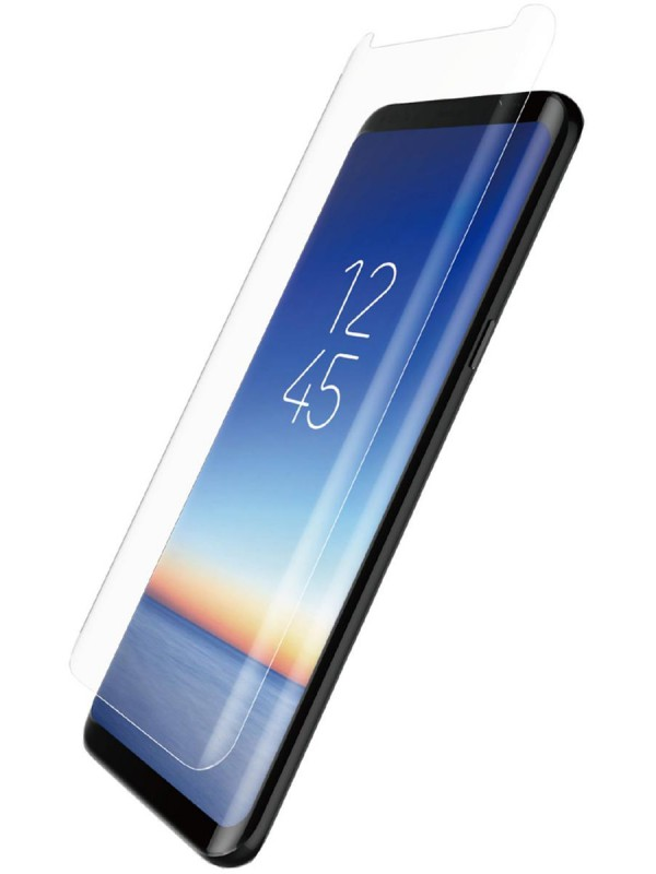 3D Tempered Glass vitre de protection - Samsung Galaxy S9