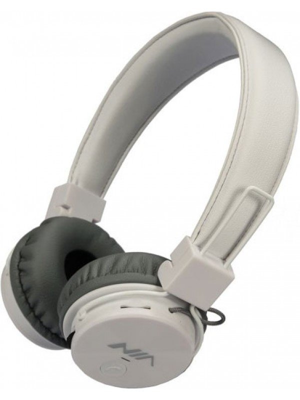 Casque Bluetooth NIA X3 blanc