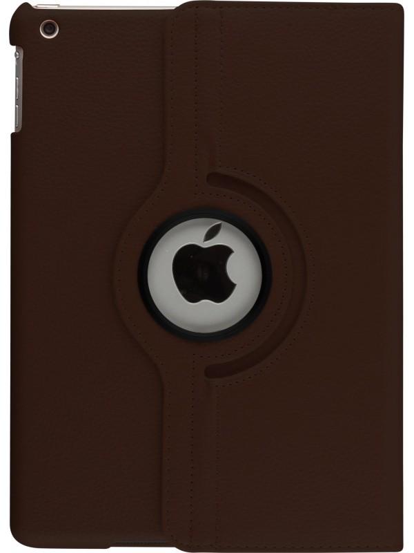 """Etui cuir iPad Pro 10.5"""" - Premium Flip 360 brun"""