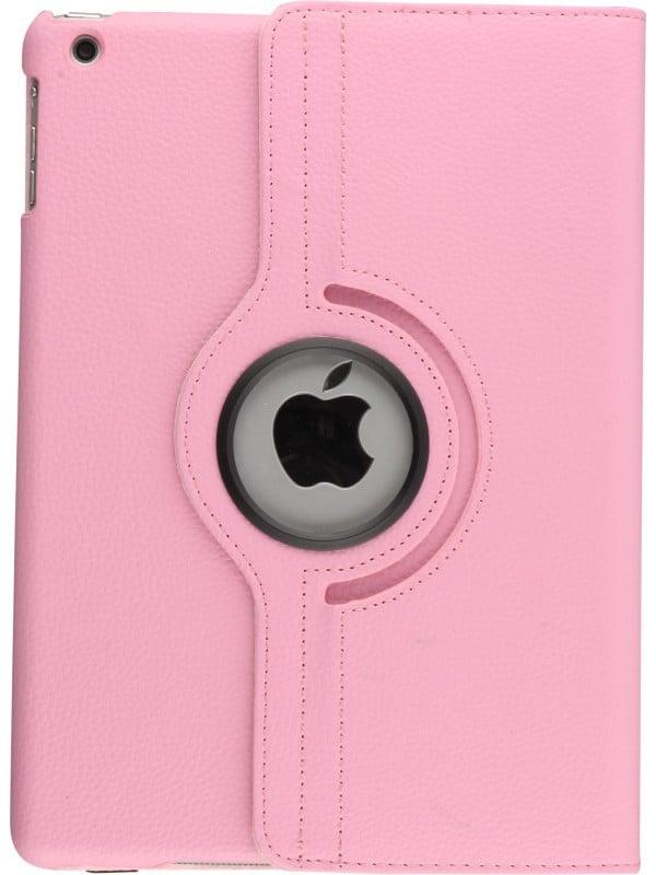 """Etui cuir iPad Pro 10.5"""" - Premium Flip 360 rose clair"""
