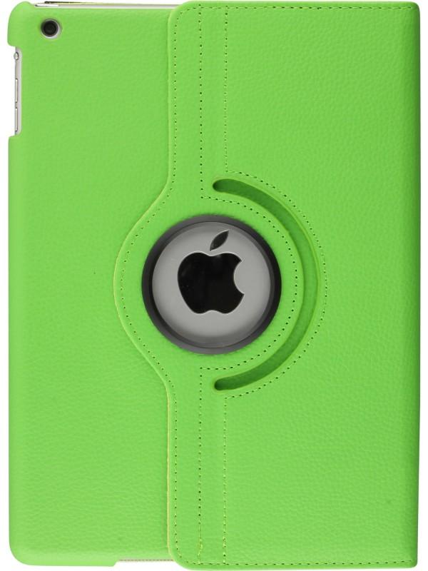 """Etui cuir iPad Pro 10.5"""" - Premium Flip 360 vert"""