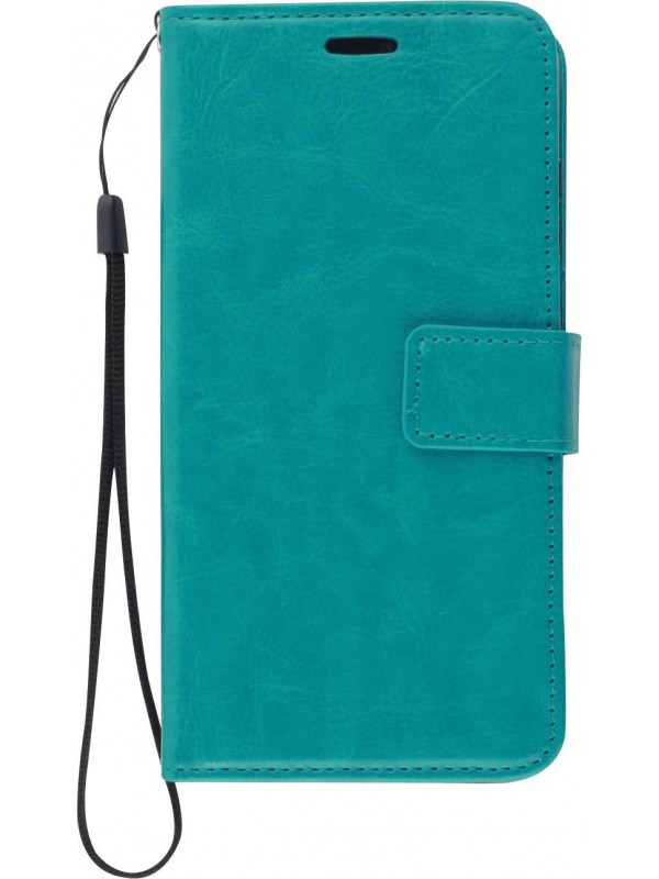 Fourre Samsung Galaxy S21+ 5G - Premium Flip turquoise