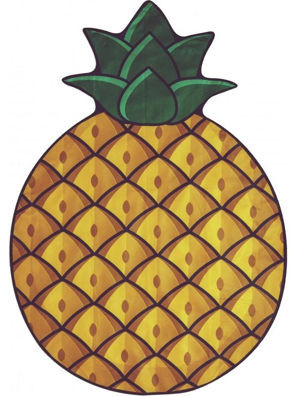 Serviette de plage Ananas