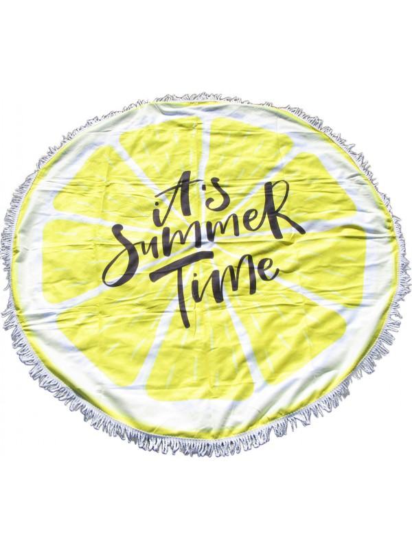 Serviette de plage Citrus Summer Time