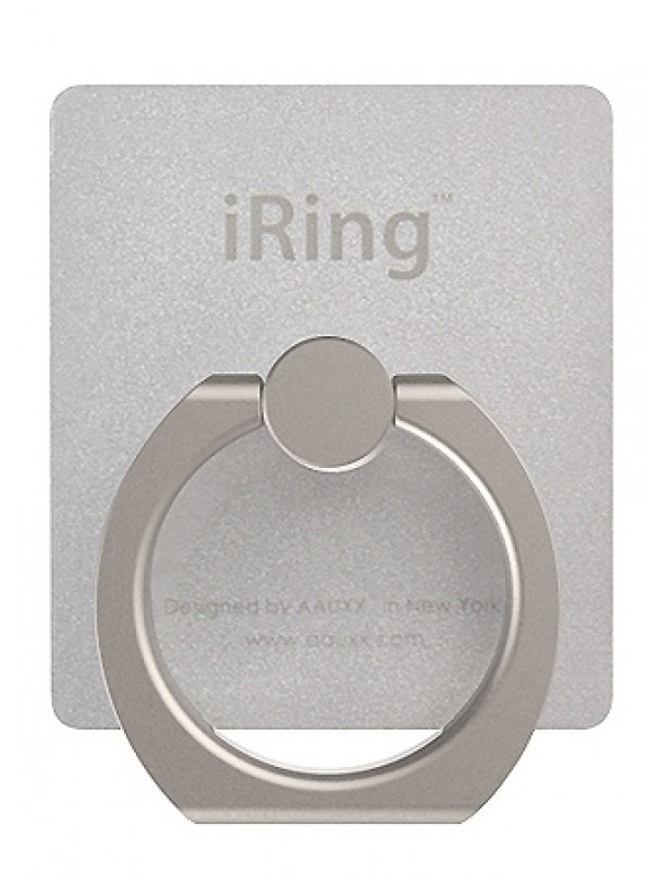 Support universel iRing argent