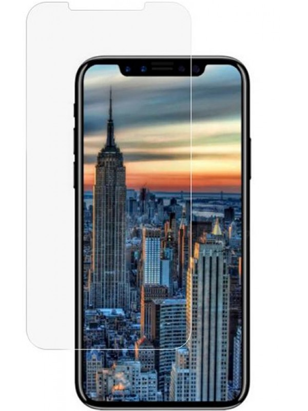 Tempered Glass vitre de protection - iPhone X / Xs